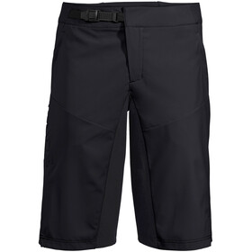 VAUDE Bracket Spodnie krótkie Mężczyźni, czarny